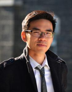Photo of Andrew Zhou